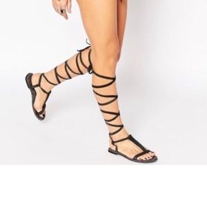 Free People Shoes - Lace up sandals